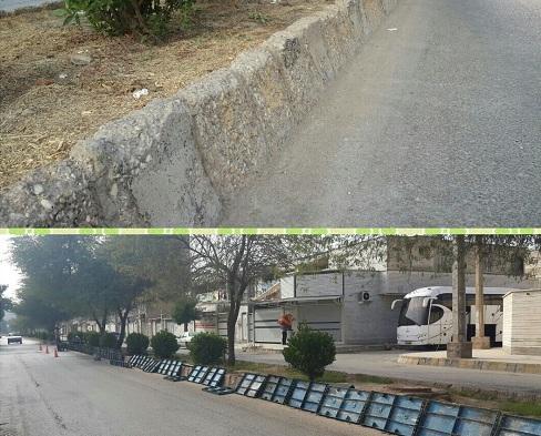 آغاز اقدامات جدید حوزه حمل و نقل و ترافیک در منطقه3